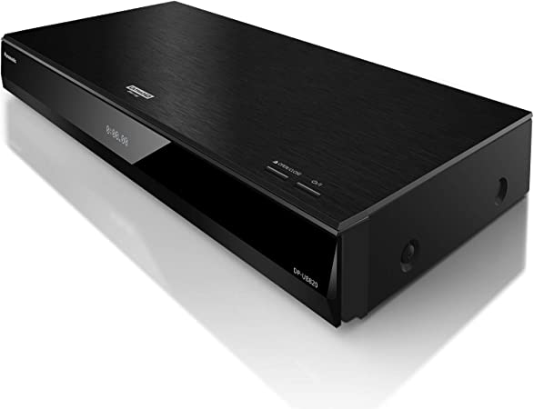 Panasonic 4k Ultra Hd Blu Ray Player With Hdr10 And Elektronik