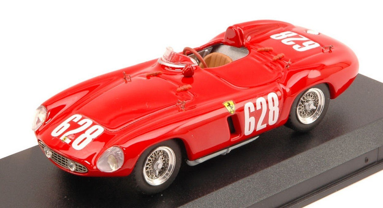Art-Model AM0288 Ferrari 500 MONDIAL N.628 Mille MIGLIA 1965 1 43 Die Cast