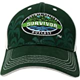 CBS Survivor Outwit, Outplay, Outlast Baseball Cap - Official Hat of Jeff Probst As Seen On