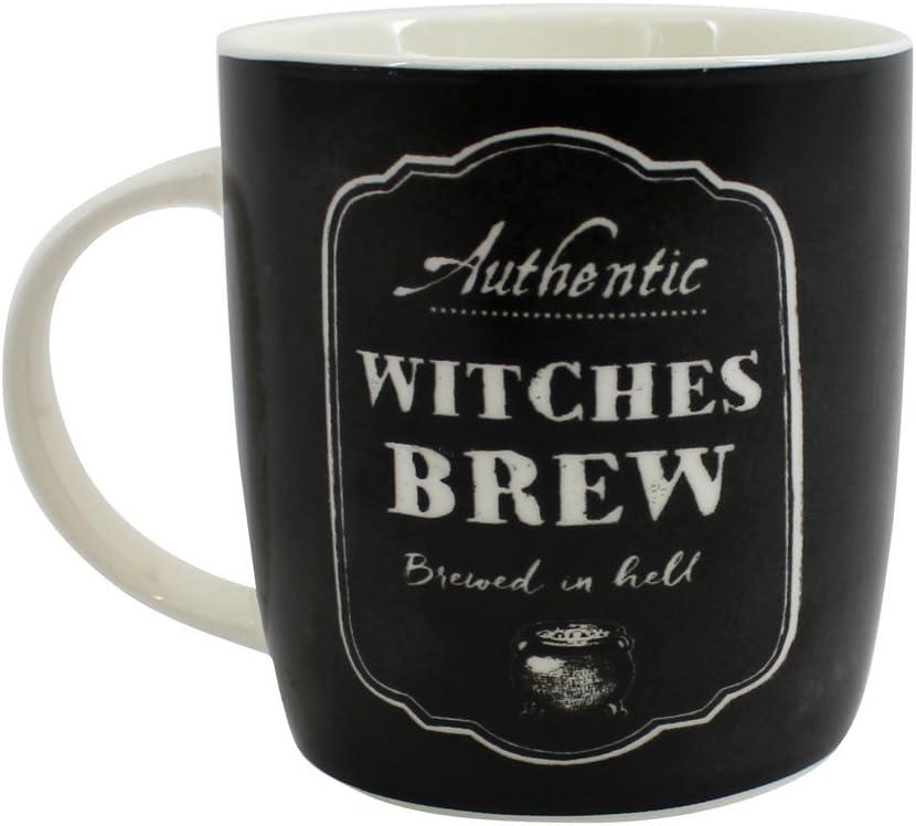 Authentic Witch's Brew Mug, Black