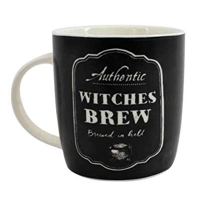 Amazon Mug Ceramic Tea Coffee Beverage Cup WITCHES BREW