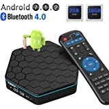 EASYTONE T95Z Plus Android TV BOX Amlogic Octa Core 2GB DDR3 16GB EMMC 2.4G/5G Dual Band WIFI 1000M LAN 4K 3D Bluetooth 4.0 Android 7.1 TVBox