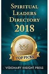 Spiritual Leaders Directory 2018 Hardcover