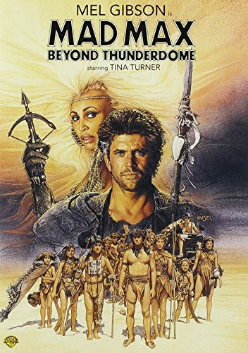 DVD : Mad Max Beyond Thunderdome (Full Frame, Amaray Case, Dolby, AC-3, Dubbed)
