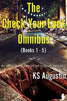 The Check Your Luck Omnibus (English Edition) de [Augustin, KS]