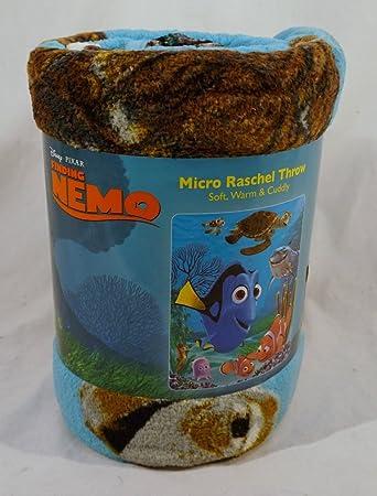 Disney Finding Nemo Fleece Throw Blanket Amazoncouk Toys Games Best Disney Finding Nemo Fleece Throw Blanket