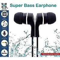 Zoyo Redmi Earphone with mic/in-Ear Headphone Headphone with Mic/Headphones/Compatible with All Oneplus, Xiaomi, Samsumg, iPhone, Oppo, Vivo,Mi Earphones, All 3.5 Mm Jack Supported Phones