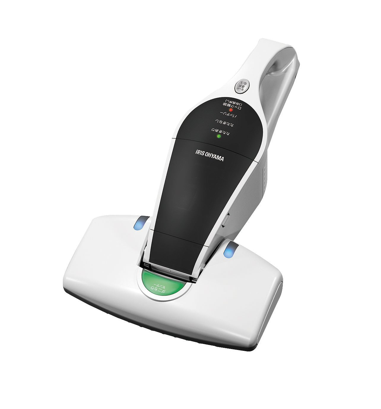 Iris cordless and futon cleaner pearl white [cleaner] IC-FDC1-WP