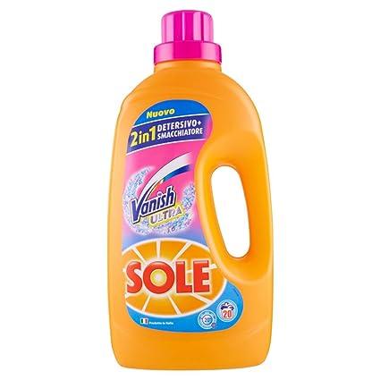 Sol Detergente Lavadora + Quitamanchas Vanish Ultra 2 in1 1, ...