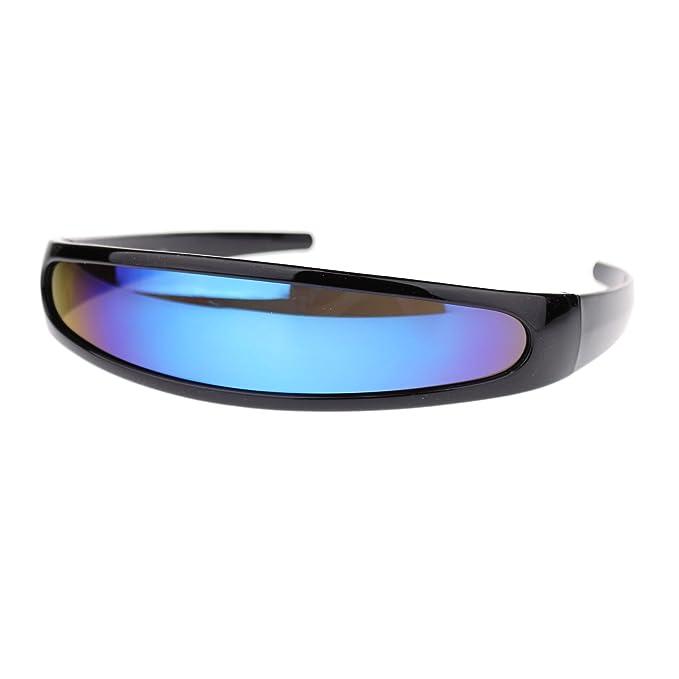 Amazon.com: Cyclops – Robot disfraz anteojos de sol fiesta ...