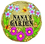 Spoontiques Nana's Garden Stepping Stone