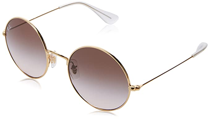 ba590402e7e Image Unavailable. Image not available for. Color  Ray-Ban Women s Ja-jo  Round Sunglasses ARISTA 55 mm