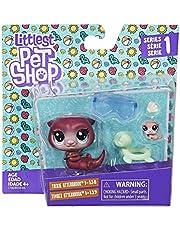Littlest Pet Shop B9358EU4 Littles Pep pairs with accessories, assorted model