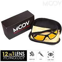 Moov 291C101 Rawr Oyuncu ve Gece Sürüş Gözlüğü