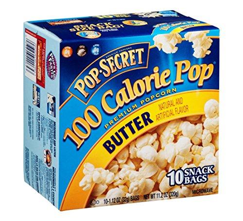 Pop Secret Calorie Butter Flavored Popcorn product image