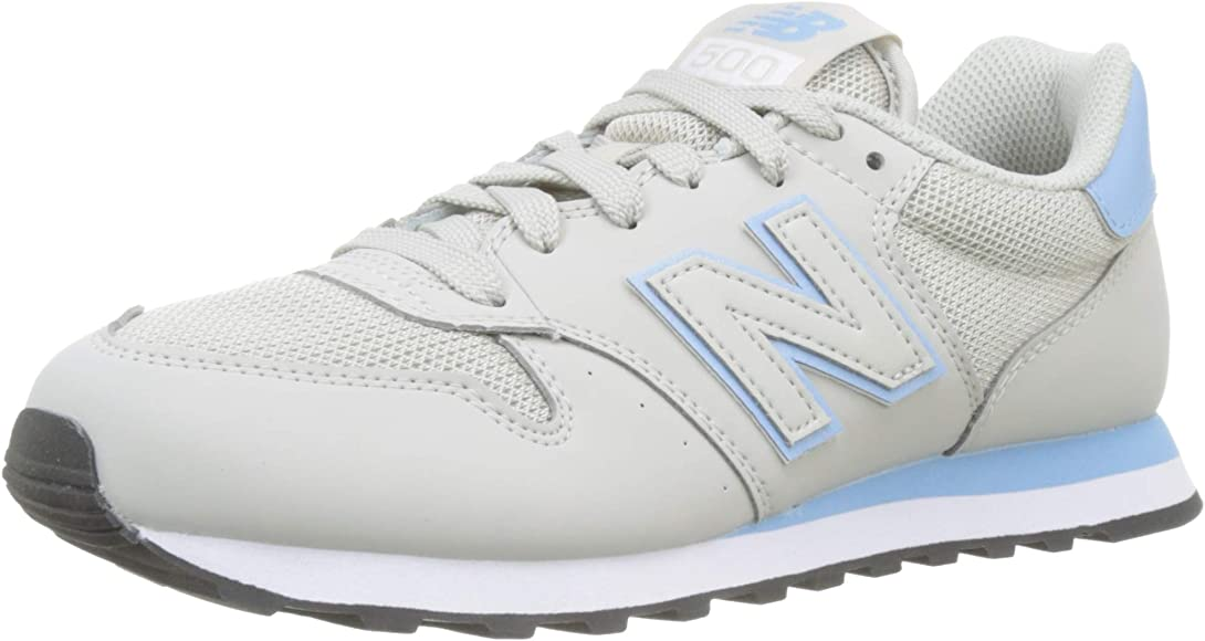 new balance grey sneakers