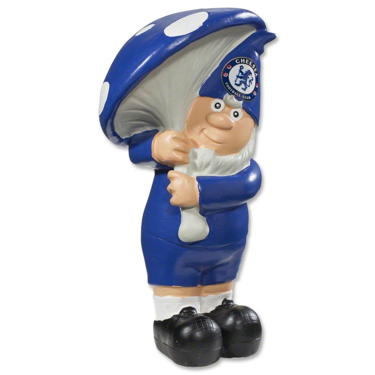 Chelsea FC Mushroom Garden Gnome
