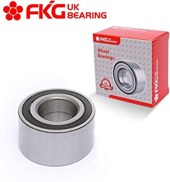 Amazon Com Fkg 510003 Front Or Rear Wheel Bearing For 00 06 Audi Tt Quattro 00 06 Vw Golf 98 10 Vw Beetle 00 04 Vw Jetta 91 99 Mercury Tracer 94 01 Kia Sephia 90 03 Mazda Protege Automotive