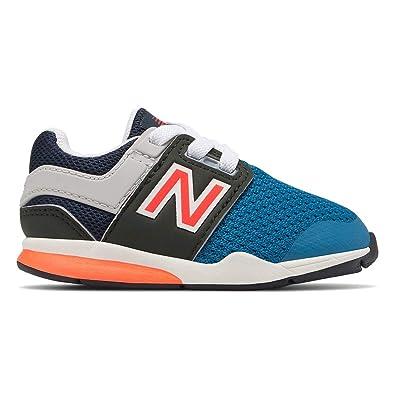 eef9ac238febb Amazon.com   New Balance Kids' Ka247v2i (Infant/Toddler)   Sneakers