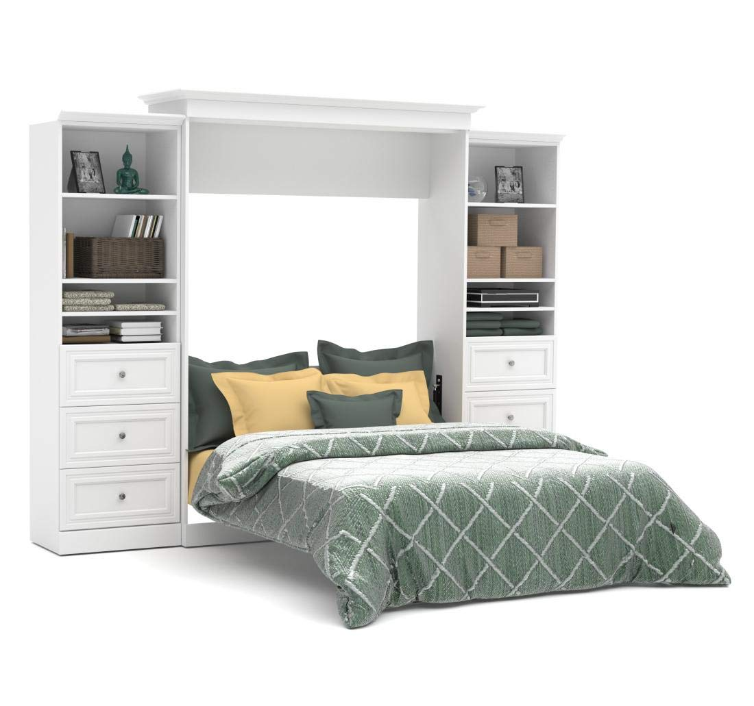 "Bestar 115"" Queen Wall Bed kit"