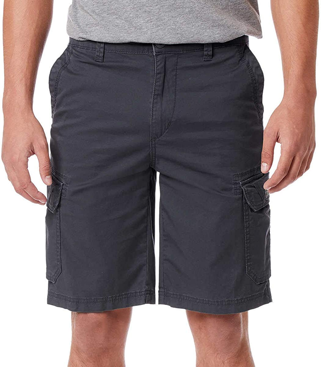 Comfort Stretch UNIONBAY Montego Cargo Shorts for Men Assorted Colors and Sizes