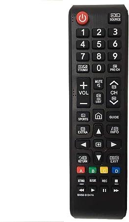 Ersatzfernbedienung Bn59 01247a Für Samsung Tv Elektronik