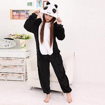 MA Pijama Adulto Panda Kigurumi Onesies Cosplay Anime 3D ...