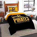 The Northwest Co mpany MLB Pittsburgh Pirates Grandslam Twin 2-piece Comforter Set