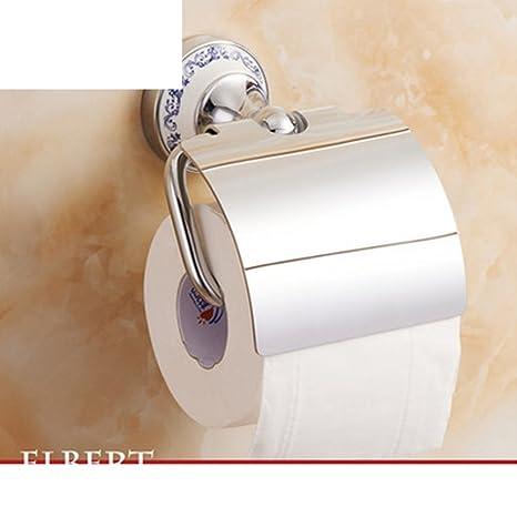 Cuarto de baño WC WC WC cámara de cartucho de papel/montado en la pared