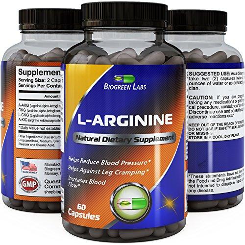 L-Arginine acides aminés Capsules