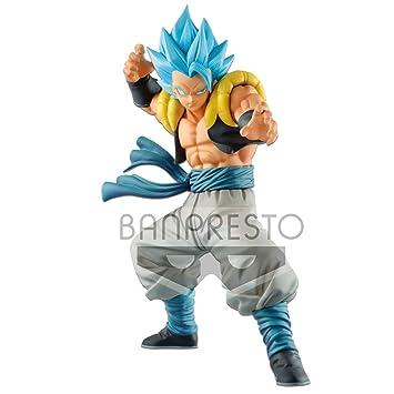 Banpresto Masterlise Dragon Ball Super Broly Movie Super Saiyan God