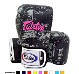 Fairtex Muay Thai Boxing Gloves BGV1 Dark Cloud