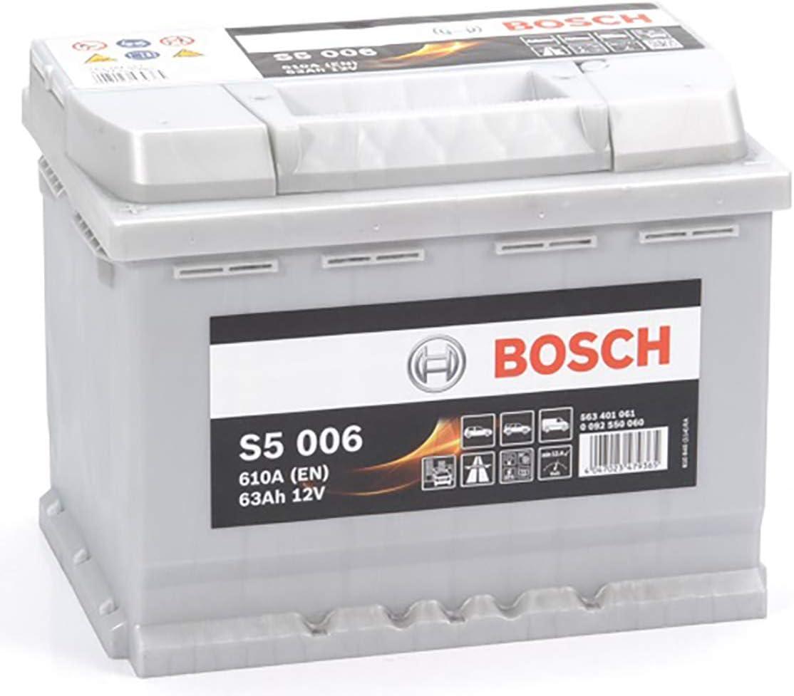 Varta Silver Dynamic D39 Batterie Voitures 12 V 63Ah 610 Amps En