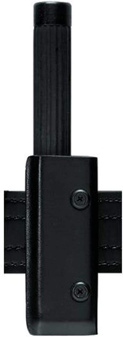 """Safariland 35-F21-41 Black Hardshell STX Belt Mount Baton Holder For 21/"""" Batons"""