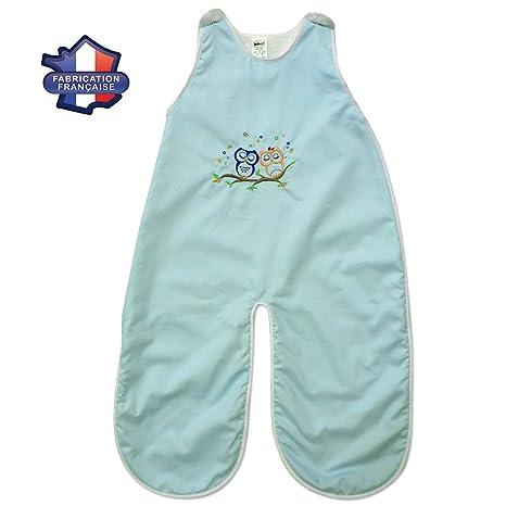 Modulit saco de dormir para bebé Piernas, ideal para el asiento auto, verano