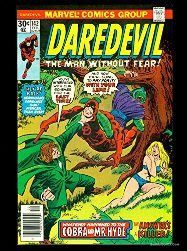Daredevil #142 NM 9.4 Tongie Farm Collection Pedigree
