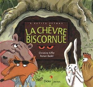 vignette de 'La Chèvre biscornue (Christine Kiffer)'