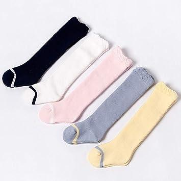 ERQINGETW Calcetines De Los Niños/Calcetines De Engrosamiento Terry Bebé Algodón Calcetines Térmicos para Bebés