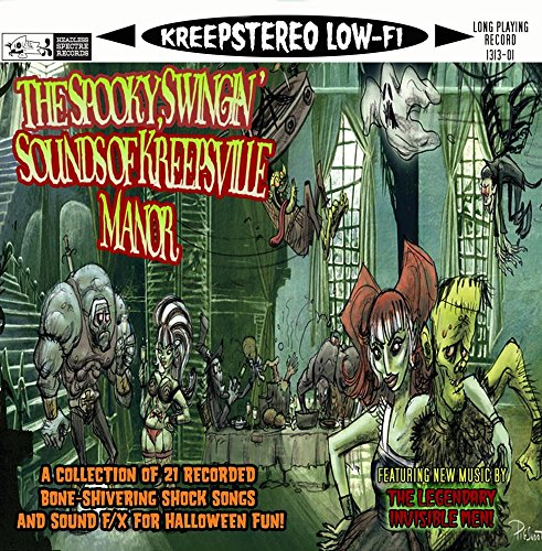 The Spooky, Swingin' Sounds of Kreepsville Manor]()
