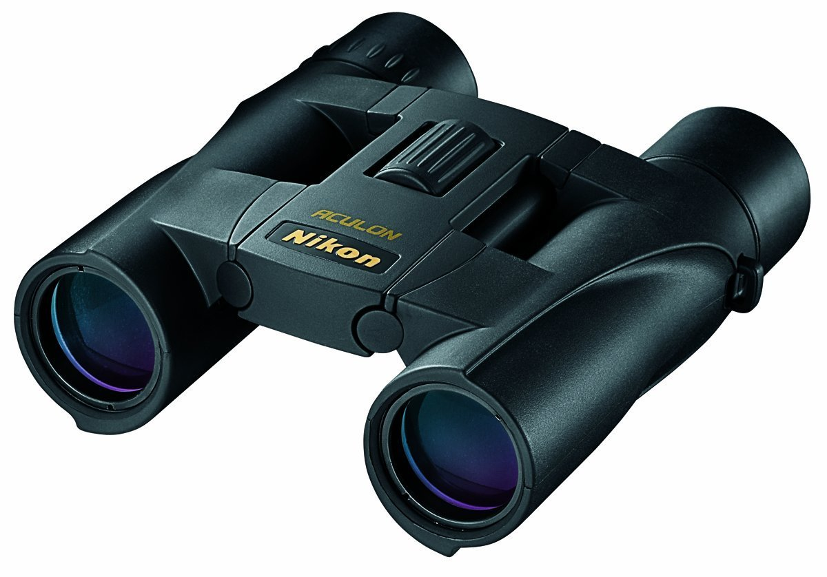 Nikon 8263 Aculon a30 10 x 25双眼鏡(ブラック) (認定Refurbished ) B073V7CCFT