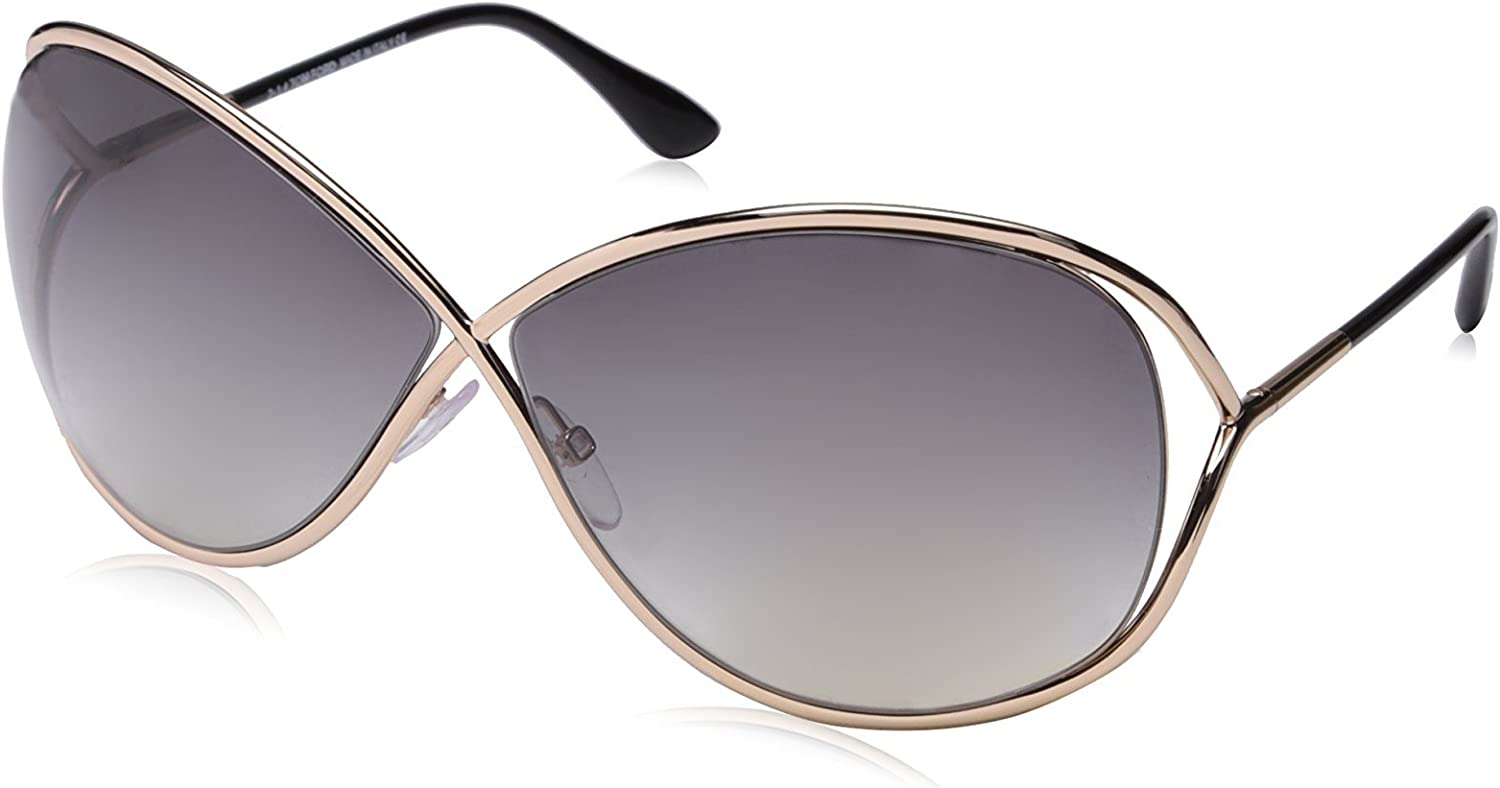 Tom Ford Authentic Sunglasses: MIRANDA TF130