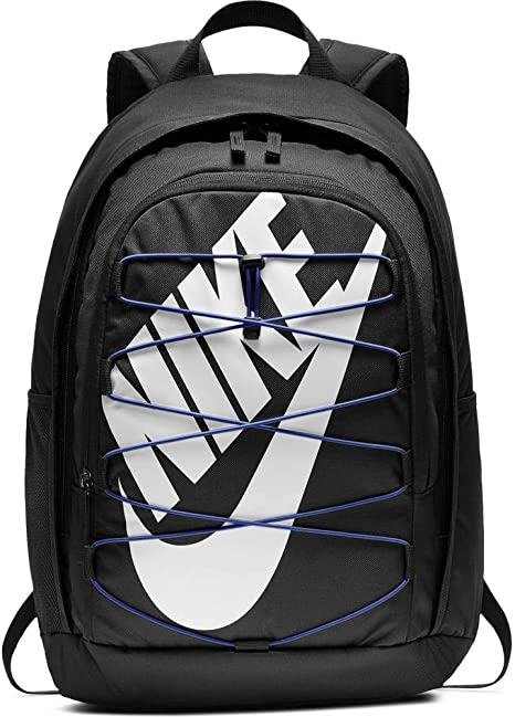 NIKE Backpacks Nike Hayward 2.0 Black/Game Royal/White One