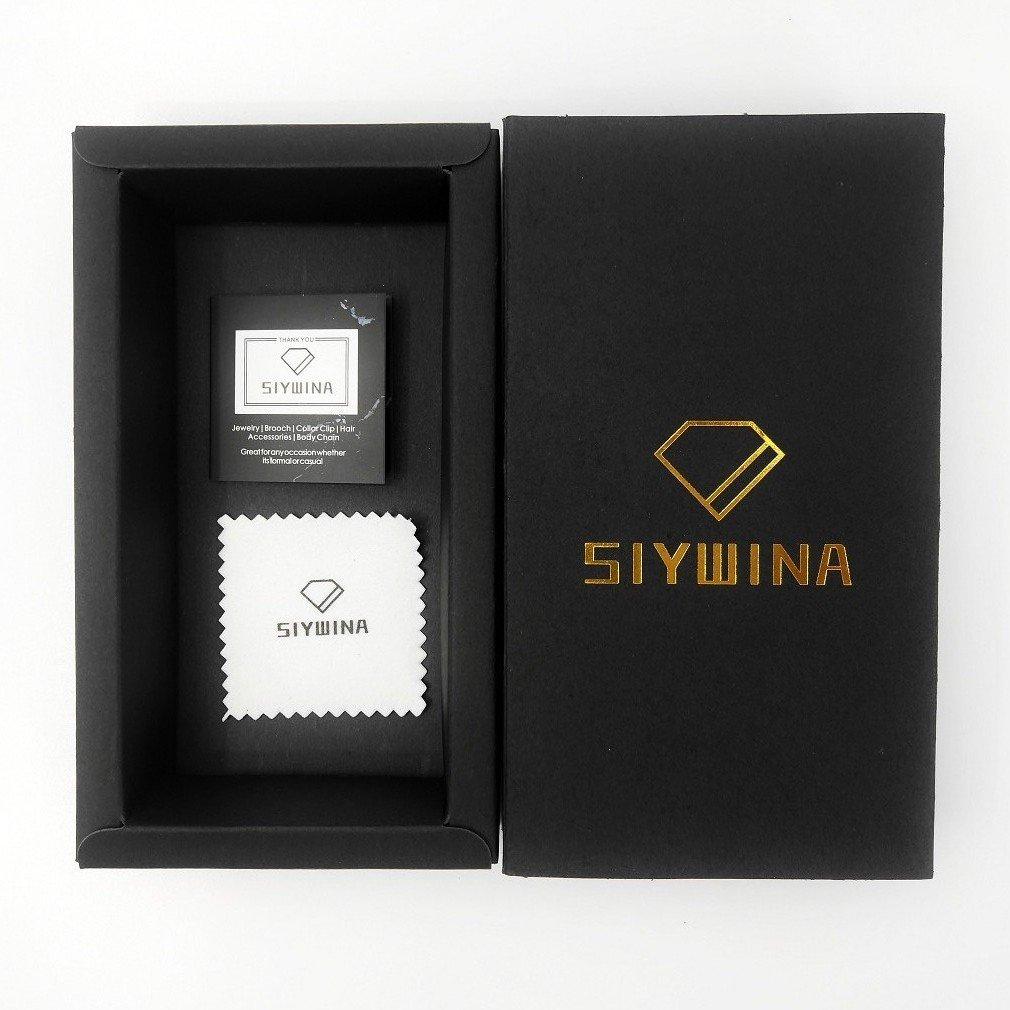 SIYWINA Multi-tassel Necklace Body Chain Gold Lace Chain Body Chain Bikini Summer by SIYWINA (Image #6)