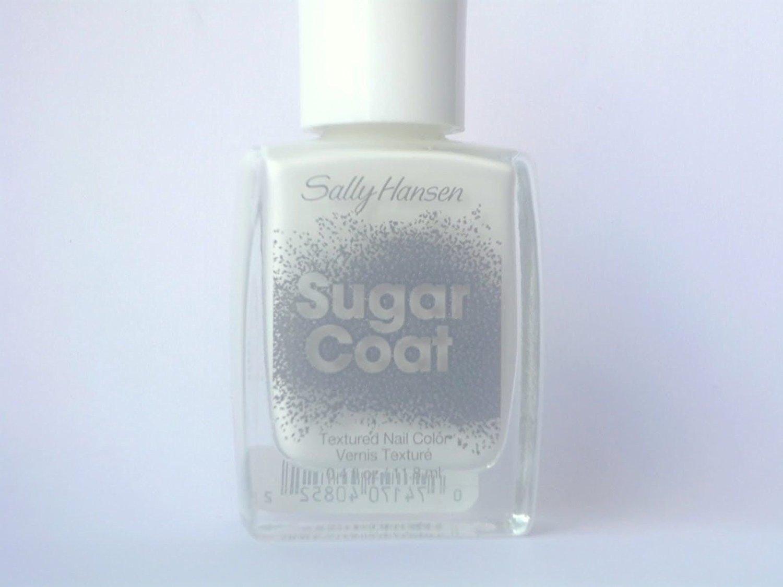 Sally Hansen Sugar Coat Textured Nail Color - #200 Sugar Fix