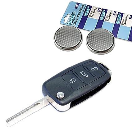 2003 volkswagen jetta key battery replacement