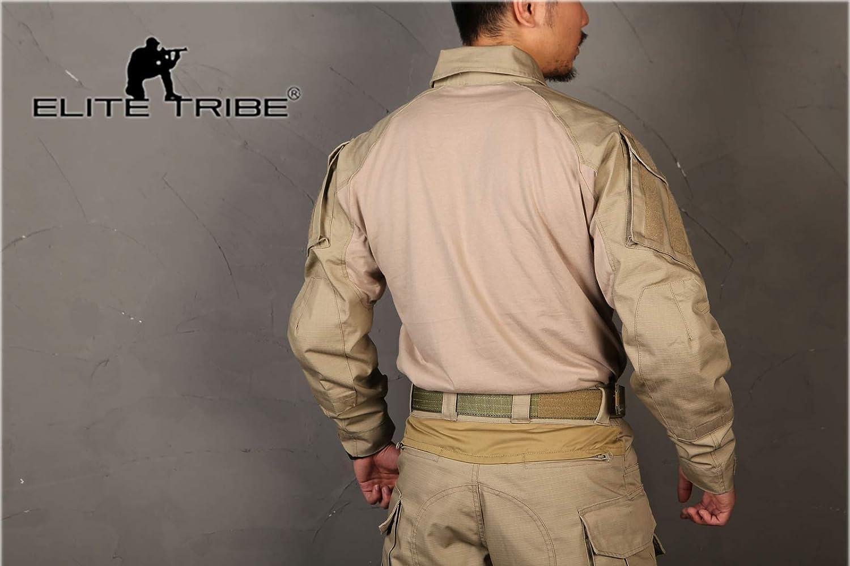 Elite Tribe Emersongear G3 Uniforme Militaire Tactique avec genouill/ères