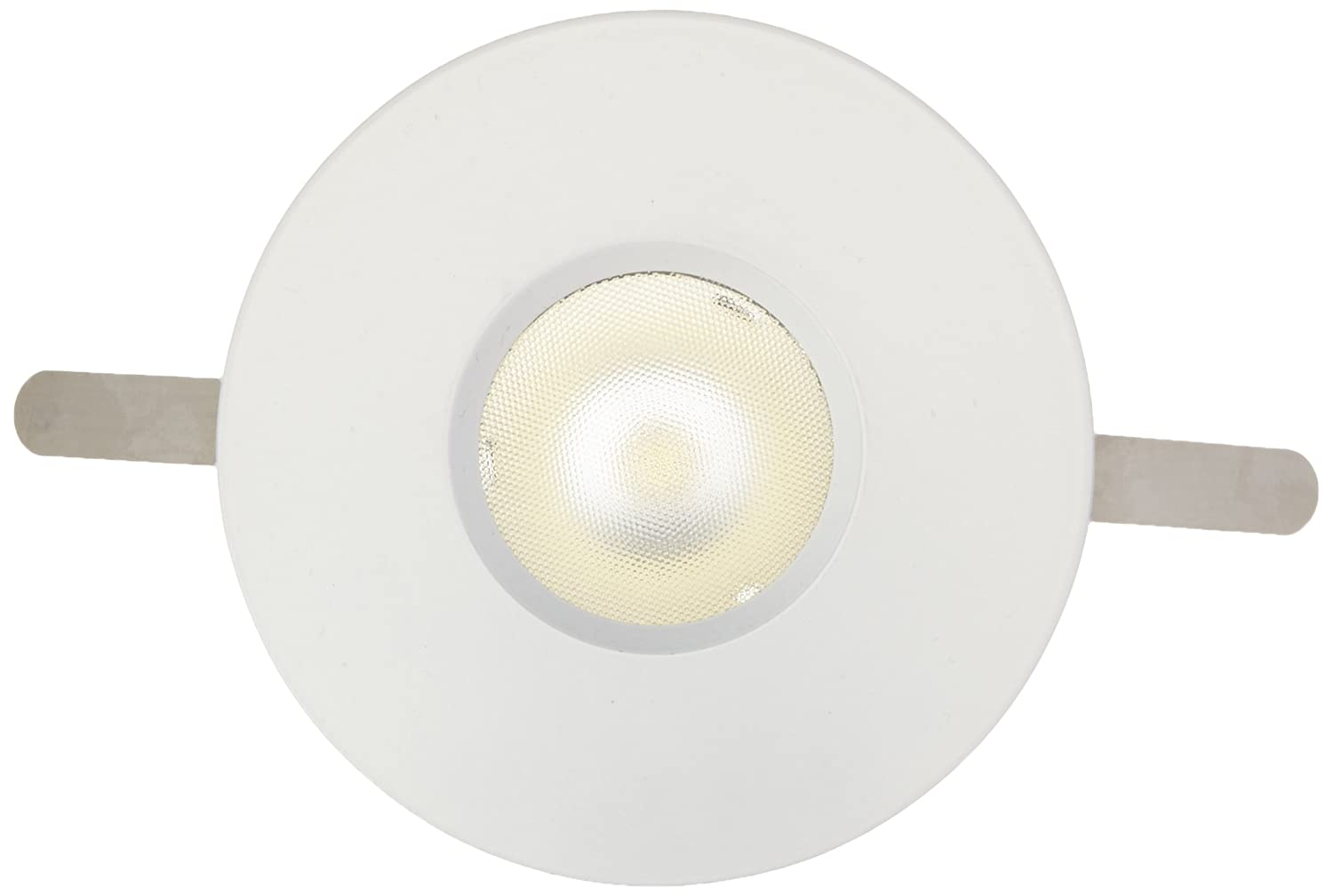 WAC Lighting HR-2LD-ET109S-35WT Tesla Energy Star Qualified 2-Inch Tesla Downlights with 16.5-Degree Beam Angle and Cool 3500K