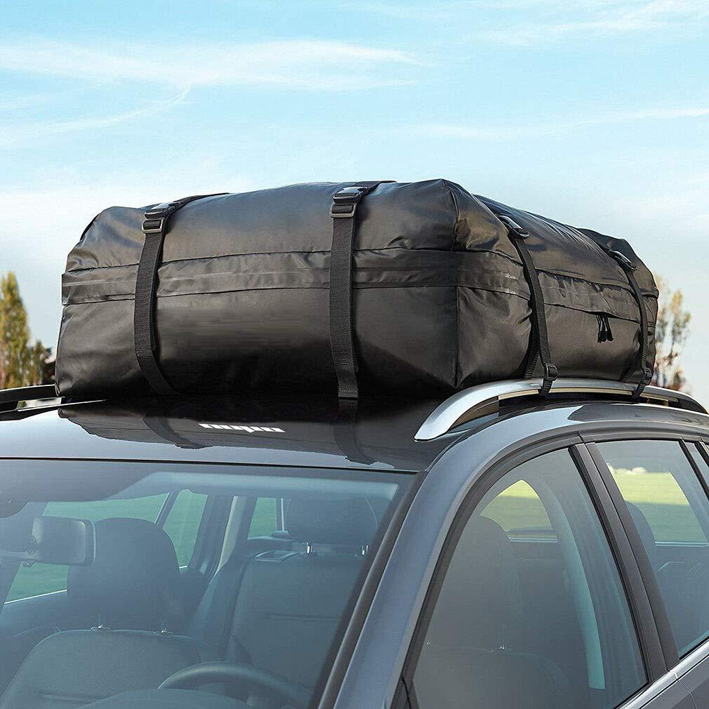 robust f/ür zus/ätzlichen Schutz Transporter 96,5 x 96,5 x 45,7 cm LKW SUV perfekt f/ür Auto Transporter robust SUV LKW Maso Dachtasche f/ür Autos