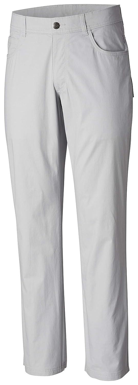 gris 32W   34L Columbia Homme 1805101 Pantalon de randonnée