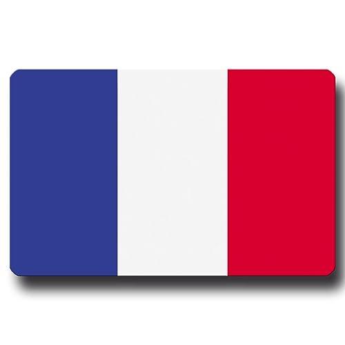 Flagge Frankreich Magnet Kühlschrankmagnet